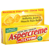 Vitamins OTC Meds Pain Relieving Rub: Thompson Medical - Pain Reliever Aspercreme® Cream 3 oz.