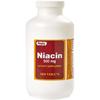 Major Pharmaceuticals Niacin Supplement Major 500 mg Strength Tablet 100 per Bottle MON 26632700