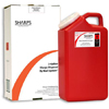 Sharps Compliance Mail System Pro-Tec 3-Gallon Sharps Recovery System MON 580218EA