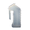 GMAX Male Urinal Uri-MAX 32 oz. / 946 mL With Cover Single Patient Use, 1/ EA MON 26692901
