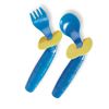 Patterson Medical EasieEaters™ Curved Utensil Set, MON 575549EA