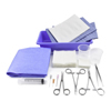 Diabetes Syringes 1mL: McKesson - Laceration Tray Medi-Pak
