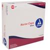 Dynarex Nurse Cap White Elastic Headband MON 27211105