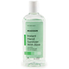 soaps and hand sanitizers: McKesson - Hand Sanitizer with Aloe 4 oz. Ethanol Squeeze Bottle, 24EA/CS