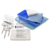 Diabetes Syringes 1mL: McKesson - Laceration Tray Medi-Pak Performance Plus