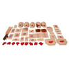 Laerdal Medical BTLS Victim Injury Set, 1/EA MON 27516100