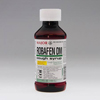 Major Pharmaceuticals Cough Relief Robafen DM 100 mg / 10 mg Strength Liquid 4 oz. MON 27622700