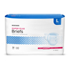 McKesson Incontinent Brief Tab Closure Regular Disposable Moderate Absorbency MON 27753100