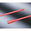 Bard Medical Urethral Catheter Bard® Robinson / Nelaton Tip Red Rubber 10 Fr. 16 Inch MON 27771901