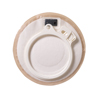 Coloplast Stoma Cap Assura 3/8 - 1 1/2 Stoma, Opaque, Two-Piece (2801) MON 551394BX