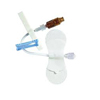 Urological Catheters: Baxter - Catheter Stabilization Device VITALHOLD 3-1/2 Inch Long, Medium, 2 Form Tape Strips, Standard
