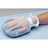 Posey - Hand Control Mitt Economy Mitt One Size Fits Most Hook and Loop Closure Without Straps
