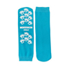 Hypodermic Needles Syringes With Safety: McKesson - Slipper Socks Teal Above the Ankle