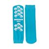 McKesson Slipper Socks Teal Above the Ankle MON 28381208