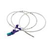 Medtronic Nasogastric Feeding Tube Entriflex 8 Fr. 43 Polyurethane Sterile MON 28584600
