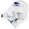 Standard Kits Packs Trays Incision Drainage: McKesson - Urinary Drain Bag Anti-Reflux Valve 2000 mL Vinyl