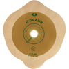 B. Braun Base Plate Flexima™ 3S Standard Wear 55 mm Cut-To-Fit, 9/16 to 1-1/2 Inch MON 29024940
