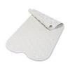 McKesson Bath Mat Rubber 15-3/4 X 35-1/2 Inch, 12 EA/CS MON 29053500