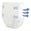 PBE Incontinent Brief ComfortCare Tab Closure Medium Disposable (2965-100) MON 29653101