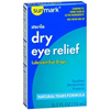 OTC Meds: McKesson - Lubricant Eye Drops sunmark 0.5 oz.