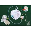 Bard Medical Indwelling Catheter Tray Bardex I.C. Complete Care Foley 18 Fr. MON 30181900