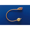 Teleflex Medical Foley Catheter Rusch Gold 2-Way Standard Tip 30 cc Balloon 22 Fr. Silicone Coated Latex MON 30221900