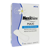 Saalfeld Redistribution Feminine Pad Maxithins® Folded/Deodorizing Medium to Heavy Absorbency, 250EA/CS MON 30381700