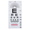 McKesson Eye Test Chart (63-3051), 5/BG MON 1038450BG