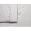 Precision Dynamic Post Mortem Bag 36 W X 90 L Inch Adult Vinyl Zipper MON30651200