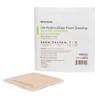 McKesson Lite Thin Silicone Foam Dressing (4873) MON 30902101