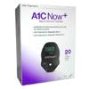 PTS Diagnostics Rapid Diagnostic Test Kit A1C Now+® Diabetes Management HbA1c Test Whole Blood Sample CLIA Waived 20 Tests MON 916034BX