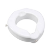 bathroom aids: Apex-Carex - Safe Lock Raised Toilet Seat, 4.25""