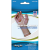 Scott Specialties Wrist Support Pull-On Knitted Elastic Left or Right Hand Beige Medium MON 31312000