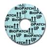 Johnson & Johnson IV Dressing Biopatch 1 Disk (2.5 cm) With 7.0 mm Center Hole Round MON 31522101
