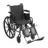 Rehabilitation: McKesson - Lightweight Wheelchair (146-K316DDA-ELR)