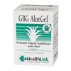 Healthlink GBG AloeGel® Hand Sanitizer with Aloe, 12/CS MON 31651800