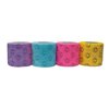 Andover Coated Products Co-Flex® Cohesive Bandage NL 1 x 5 Yd. Standard Compression, Self-adherent Closure, 30/CS MON 31682000