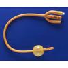 Teleflex Medical Foley Catheter 3-Way 30 cc Balloon 18 Fr. Silicone MON 817232EA