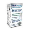 Glucose: Nipro Diagnostics - Blood Glucose Test Strips TRUEtrack™, 50EA/BX