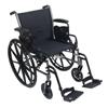 McKesson Wheelchair (146-K318DDA-SF) MON 31824201