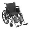 Rehabilitation: McKesson - Lightweight Wheelchair (146-K318DDA-ELR)