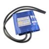 McKesson Cuff, 2-Tube Bladder Small Adult 7.4 to 10.6 Inch Limb Circumference Nylon MON 803202BX