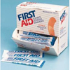 Dukal Adhesive Strip American® White Cross First Aid 0.75 x 3 Fabric Rectangle Tan Sterile, 1200/BX MON 32052012