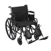 Rehabilitation: McKesson - Lightweight Wheelchair (146-K320DDA-ELR)