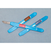 Instruments Scalpels: McKesson - Medi-Pak Performance Safety Scalpel with Blade General Purpose Size 15 Stainless Steel Blade Disposable
