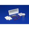 Medtronic Kenguard Intermittent Catheter Tray  14 Fr. Red Rubber MON 32171920