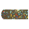 Dukal Adhesive Strip .75 x 3 Plastic Rectangle Kid Design (Glitter Stars) Sterile, 100/BX MON 32212012