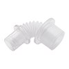 IV Supplies Adapters Connectors Accessories: CareFusion - Connector AirLife®, 50EA/CS