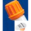"IV Supplies IV Solutions: Excelsior Medical - Connector Cap SwabCap®"" XT, 200EA/BX"
