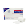 Dukal Fluff Dressing Cotton Gauze 2-Ply 2 x 5 Yd. Roll Sterile, 96/CS MON 519205CS